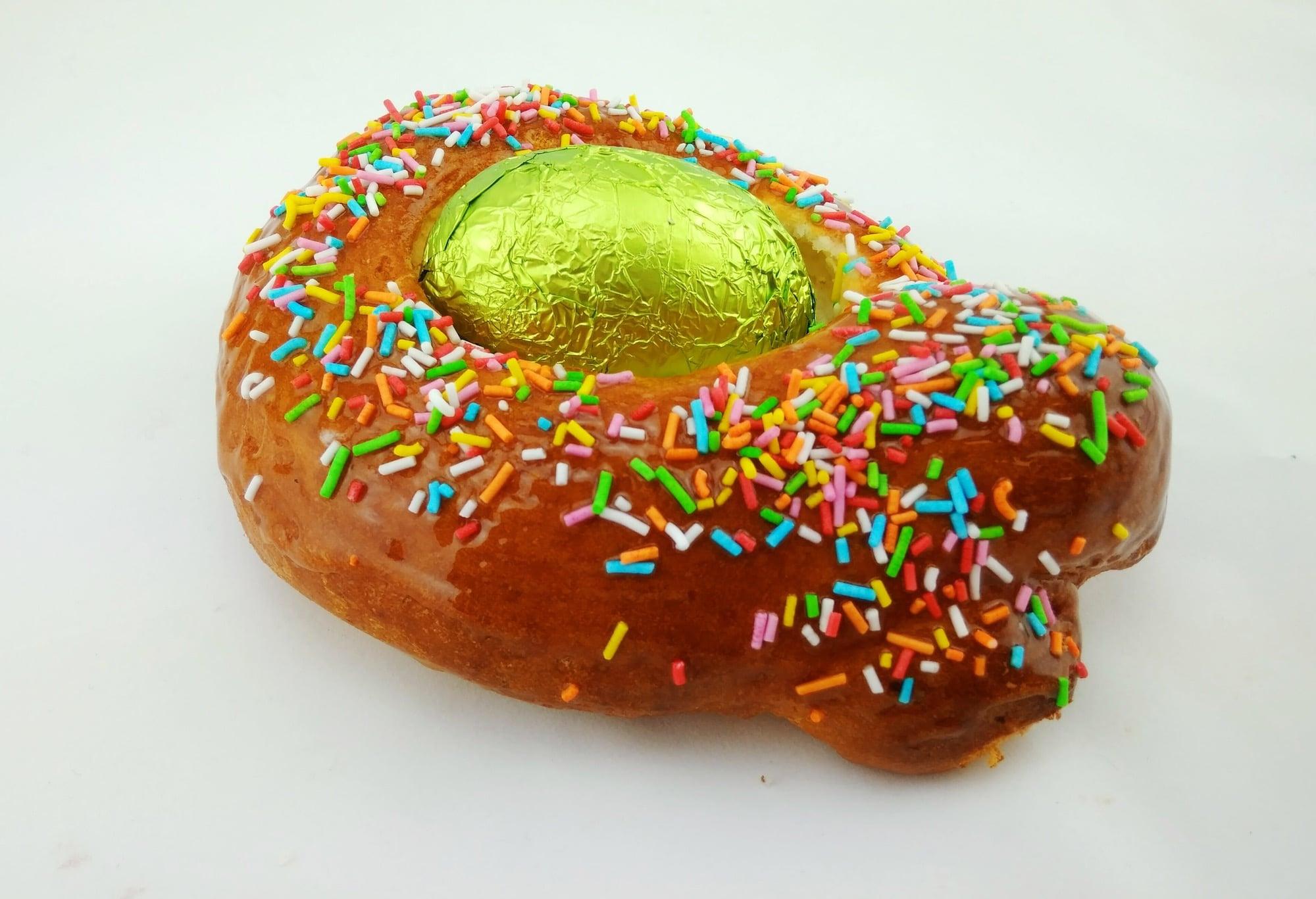 Receta Mona De Pascua Sin Gluten De Healthy Cakes Valencia